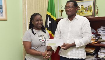 Winner of the National Housing Corporation (NHC) Logo Competition