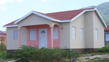 Construction to Commence for New National Housing Corporation (NHC) Homes across St. Kitts