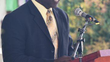 Mr. Valentine Lindsay – Launch of the Unity Housing Solution Program