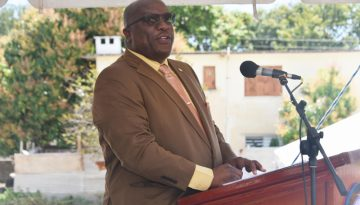 The Hon. Timothy Harris – Launch of the Unity Housing Solution Program