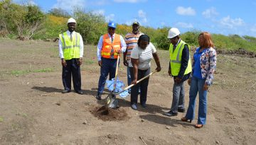 Ground Breaking Ceremony – Tabernacle
