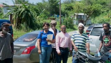 NHC Delivers Homes in Stone Fort, St. Kitts