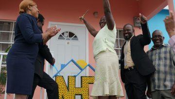 Unity Housing Solution Keys Handing Over Presentation