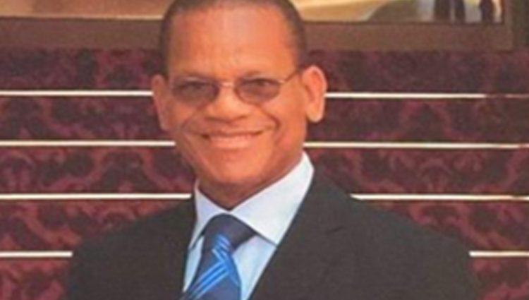 Mr. Raphael Archibald MBE, Past Chairman of NHC