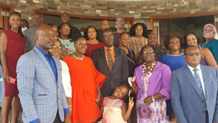 NHC's 24th Anniversary Church Service – Antioch Baptist Chruch