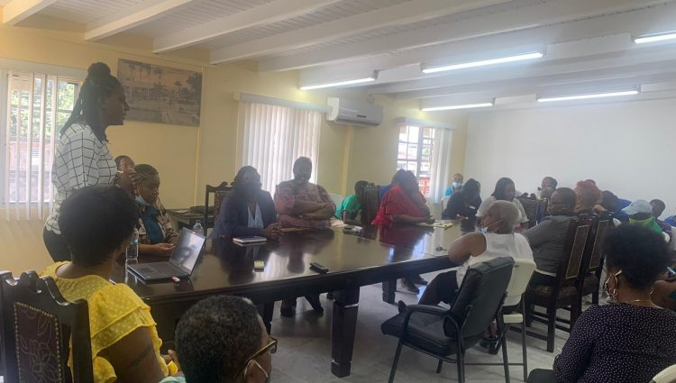 NHC held forum to educate staff on the coronavirus and the importance of the AstraZeneca vaccine